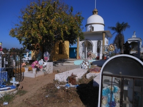 Mexican Graveyard