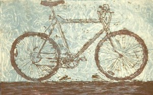 Print Etching on Paper 1985
