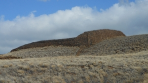 Pu'Ukohola Heiau, restored ceremonial complex, National Parks Service, Hawaii, the big island.