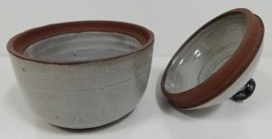 Wheel thrown stoneware